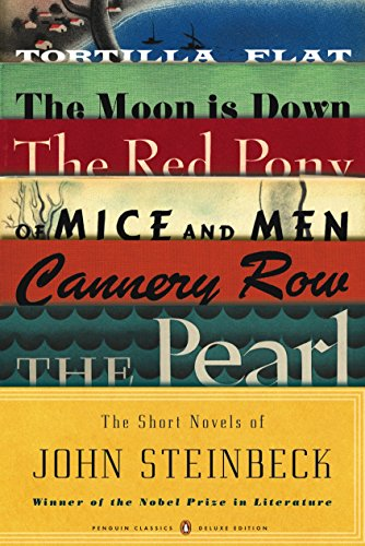 9780143105770: The Short Novels of John Steinbeck (Penguin Classics Deluxe Edition)