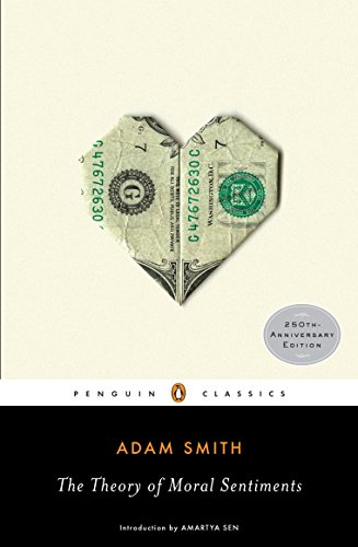 9780143105923: The Theory of Moral Sentiments (Penguin Classics)