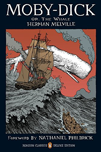 9780143105954: Moby-Dick: or, The Whale (Penguin Classics Deluxe Edition)