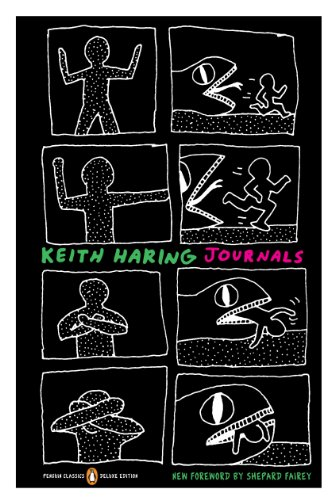 Keith Haring Journals: (Penguin Classics Deluxe Edition): Haring, Keith