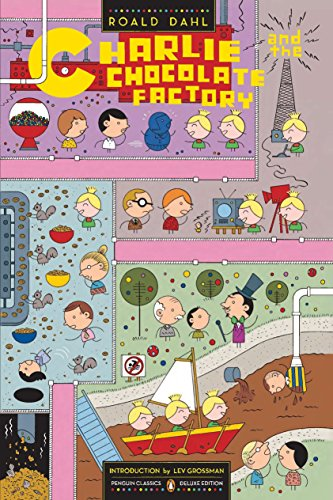 9780143106333: Charlie and the Chocolate Factory (Penguin Classics Deluxe Edition)
