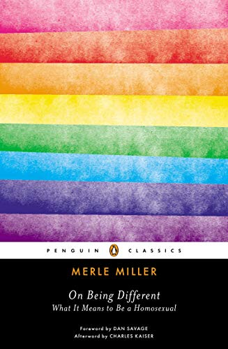 9780143106968: On Being Different: What It Means to Be a Homosexual (Penguin Classics)