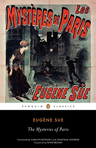 9780143107125: The Mysteries of Paris (Penguin Classics)