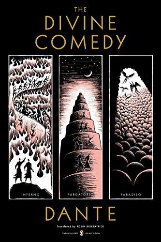 9780143107194: The Divine Comedy: Inferno, Purgatorio, Paradiso (Penguin Classics Deluxe Edition)