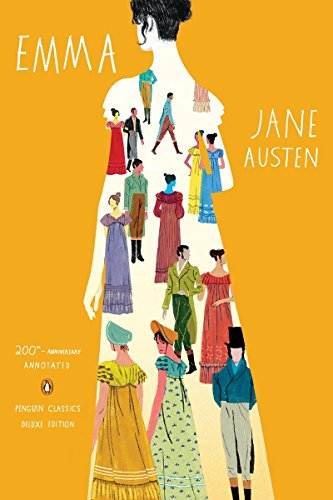 9780143107712: Emma (Penguin Classics Deluxe Editions) [Rough Cut Edition]