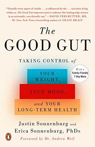 9780143108085: The Good Gut: Taking Control of Your Weight, Your Mood, and Your Long-term Health