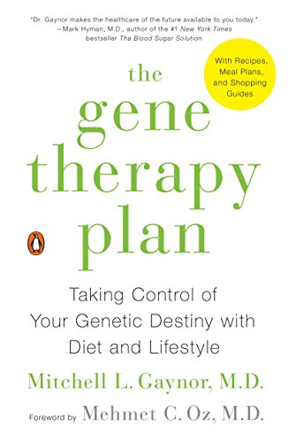 9780143108191: The Gene Therapy Plan: Taking Control of Your Genetic Destiny with Diet and Lifestyle