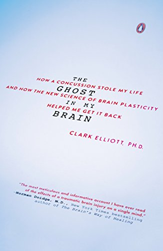 9780143108290: The Ghost in My Brain: How a Concussion Stole My Life and How the New Science of Brain Plasticity Helped Me Get it Back