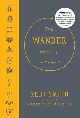 9780143108368: The Wander Society