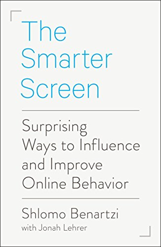 9780143108757: The Smarter Screen: Surprising Ways to Influence and Improve Online Behavior