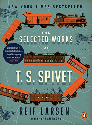 9780143109181: The Selected Works of T. S. Spivet: A Novel