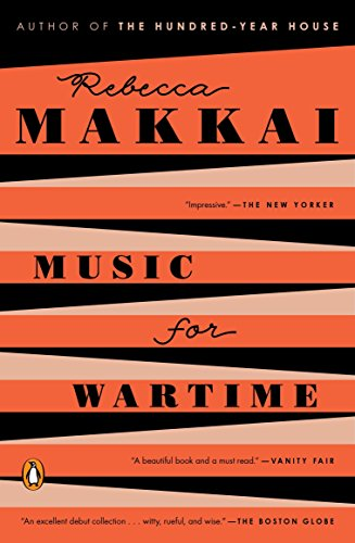 9780143109235: Music for Wartime: Stories
