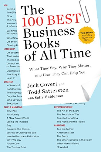 9780143109730: The 100 Best Business Books Of All Time