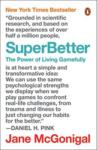 9780143109778: SuperBetter: The Power of Living Gamefully