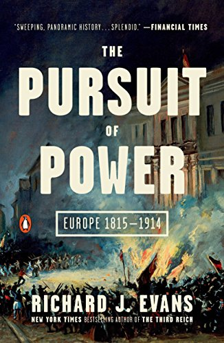 9780143110422: The Pursuit of Power: Europe 1815-1914 (The Penguin History of Europe)