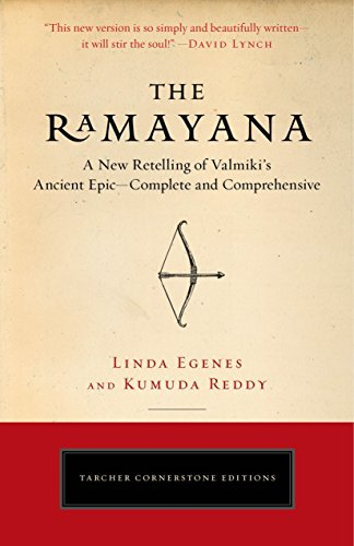 9780143111801: The Ramayana: A New Retelling of Valmiki's Ancient Epic--Complete and Comprehensive (Tarcher Cornerstone Editions)
