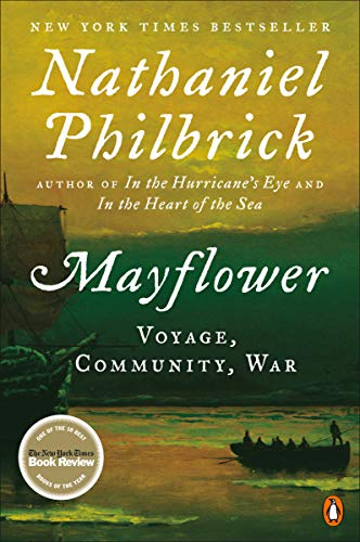 9780143111979: Mayflower: A Story of Courage, Community, and War