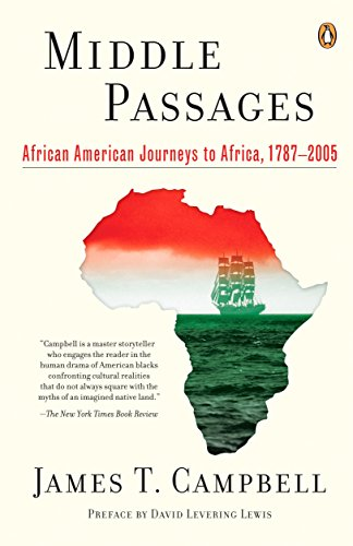 9780143111986: Middle Passages: African American Journeys to Africa, 1787-2005