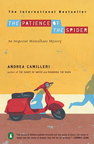 9780143112037: The Patience of the Spider (Inspector Montalbano Mysteries)