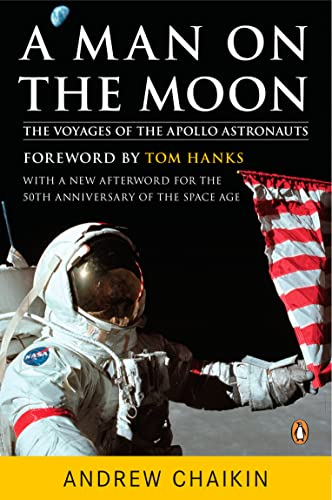 9780143112358: A Man on the Moon: The Voyages of the Apollo Astronauts