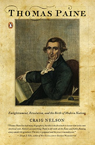 9780143112389: Thomas Paine: Enlightenment, Revolution, and the Birth of Modern Nations