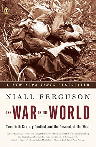 War of The World: Ferguson, Niall