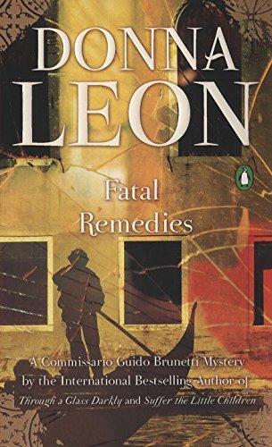 9780143112426: Fatal Remedies (Commissario Guido Brunetti)