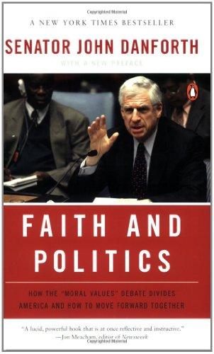 9780143112488: Faith and Politics