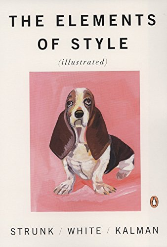 9780143112723: The Elements of Style [Illustrated]