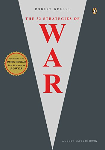 The 33 Strategies of War (Joost Elffers Books): Robert Greene