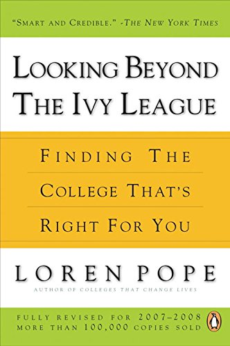 9780143112822: Looking Beyond the Ivy League: Finding the College That's Right for You