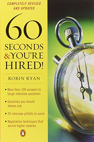 9780143112907: 60 Seconds and You're Hired!