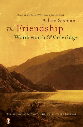 9780143112969: The Friendship: Wordsworth and Coleridge