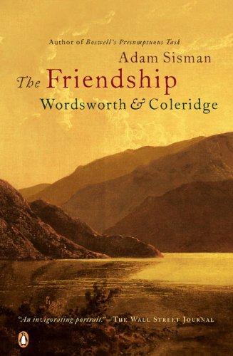 The Friendship: Wordsworth & Coleridge (0143112961) by Sisman, Adam