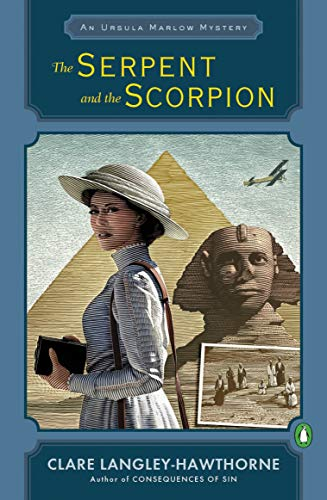 9780143113393: The Serpent and the Scorpion: An Ursula Marlow Mystery