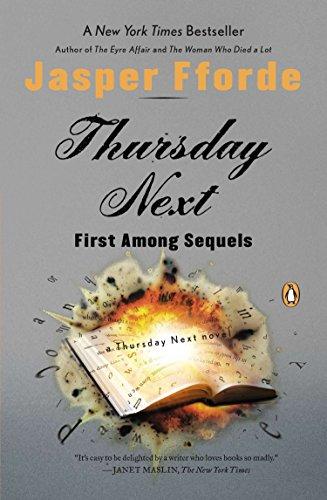 9780143113560: Thursday Next: First Among Sequels (Thursday Next Novels (Penguin Books))