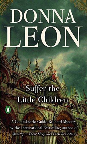 9780143113614: Suffer the Little Children (Commissario Guido Brunetti Mysteries)