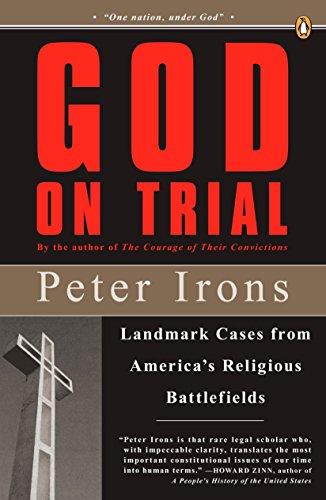 9780143113751: God on Trial: Landmark Cases from America's Religious Battlefields