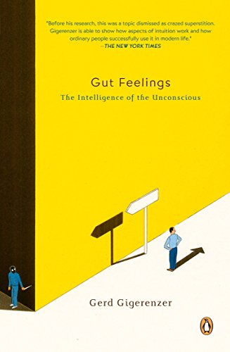 9780143113768: Gut Feelings: The Intelligence of the Unconscious