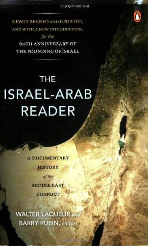 9780143113799: The Israel-Arab Reader: A Documentary History of the Middle East Conflict, 7th Edition