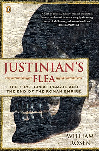 9780143113812: Justinian's Flea: The First Great Plague and the End of the Roman Empire