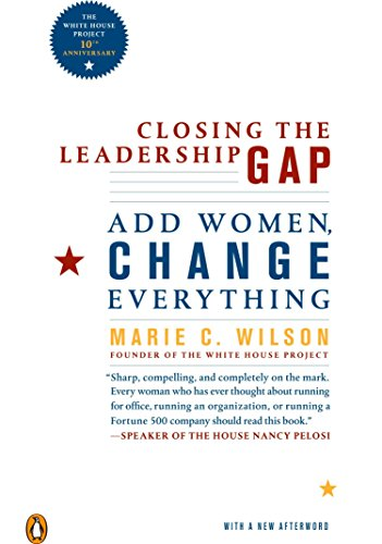 9780143114031: Closing the Leadership Gap: Why Women Can an Must Help Run the World