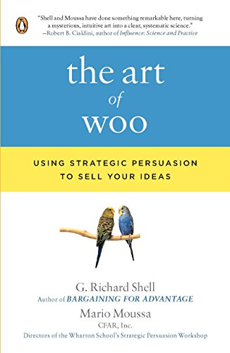 9780143114048: The Art of Woo: Using Strategic Persuasion to Sell Your Ideas