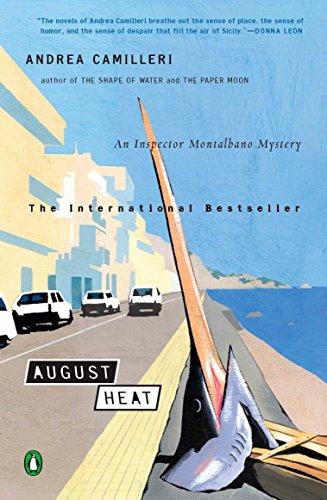 9780143114055: August Heat