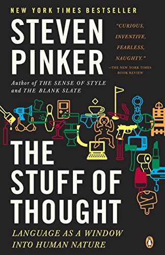 9780143114246: The Stuff of Thought: Language As a Window into Human Nature