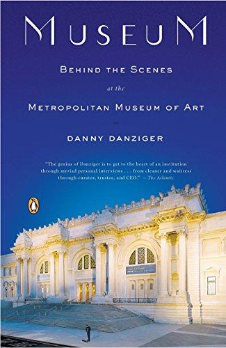 9780143114260: Museum: Behind the Scenes at the Metropolitan Museum of Art