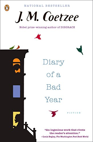 9780143114482: Diary of a Bad Year: Fiction