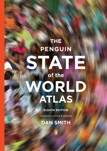 9780143114529: The Penguin State of the World Atlas: Eighth Edition