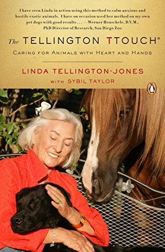 9780143114567: The Tellington Ttouch: Caring for Animals with Heart and Hands