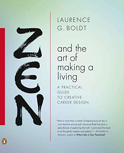 9780143114598: Zen and the Art of Making a Living: A Practical Guide to Creative Career Design
